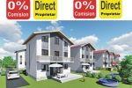 Vile 5 camere Otopeni City Gardens, P+1+2, 0% comision